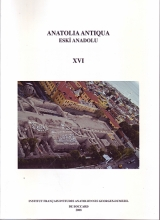 Anatolia Antiqua XVI