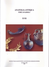 Anatolia Antiqua XVII