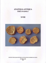 Anatolia Antiqua XVIII