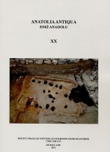 Anatolia Antiqua XX