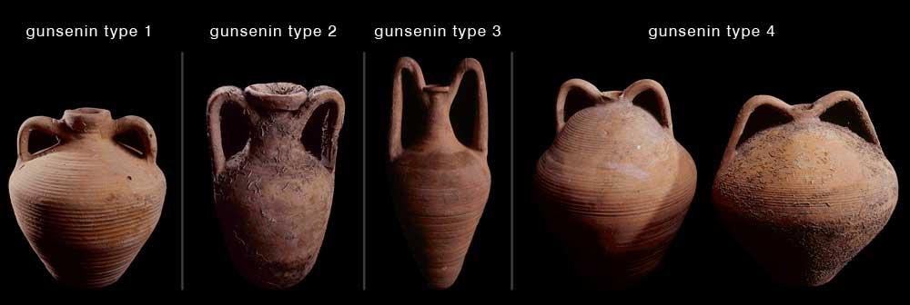 gunsenintypes