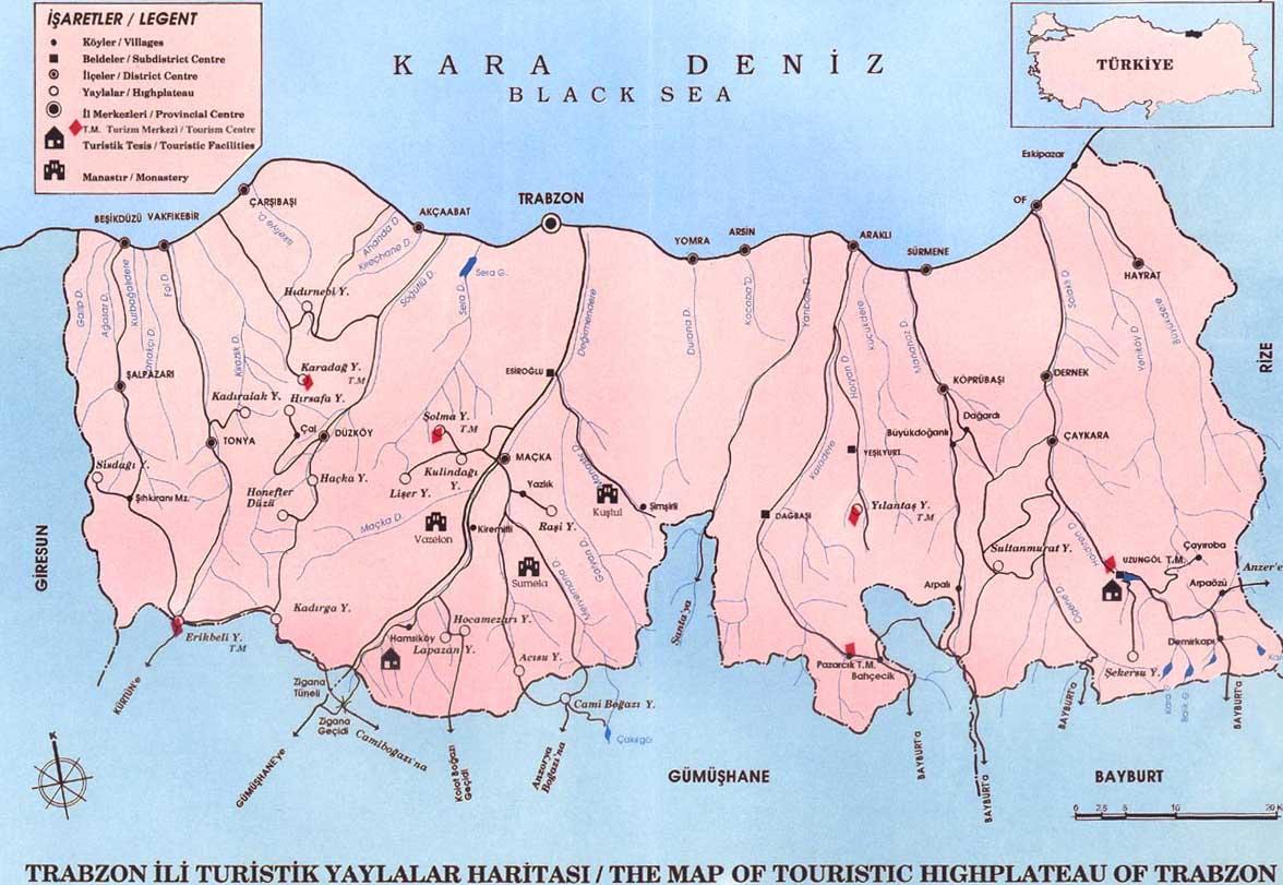 trabzon harita